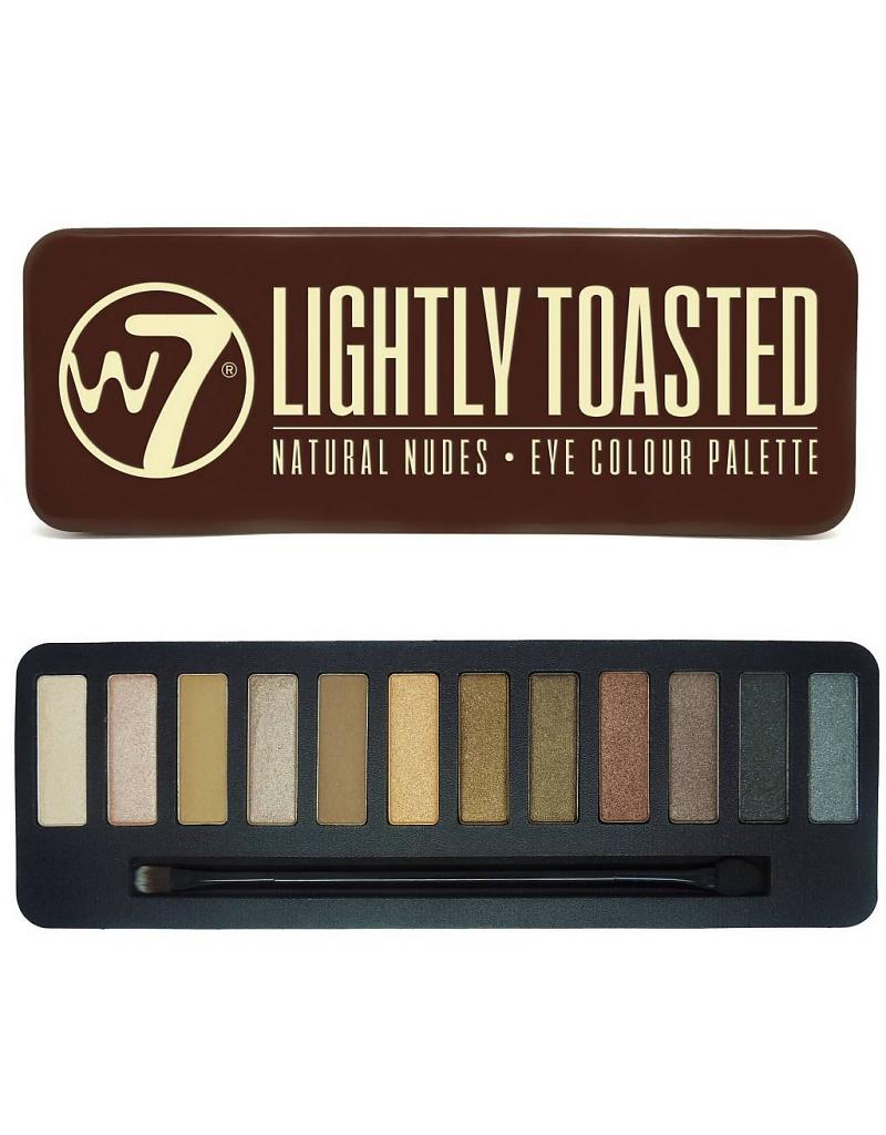 W7 Lightly Toasted