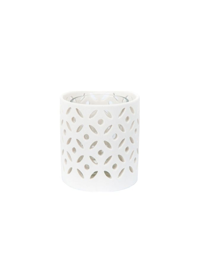 Yankee Candle - Ceramic Circle Votive Holder