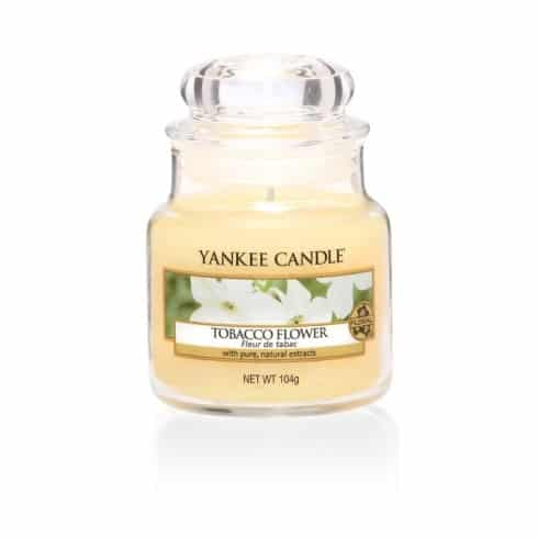 Yankee Candle - Tobacco Flower Small Jar