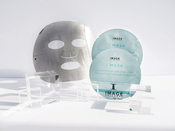 Image Skincare I Mask Hydrating Hydrogel Sheet Mask 5 stuks