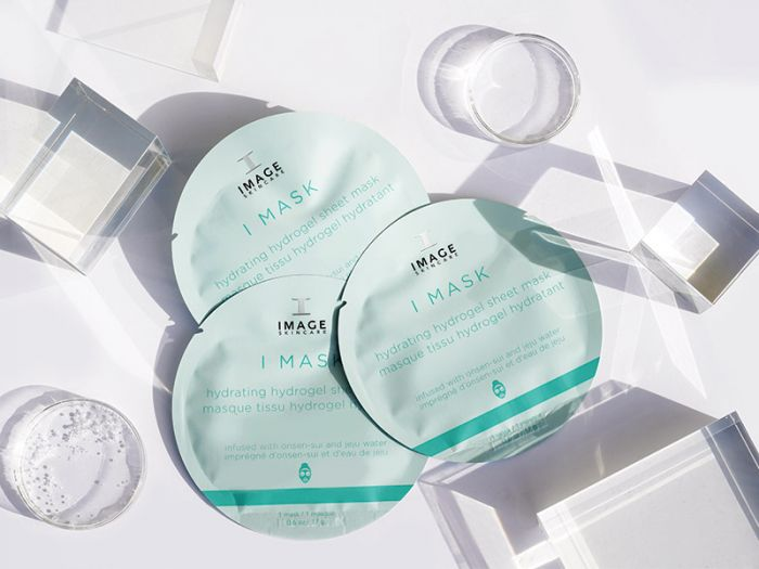 Image Skincare I MASK hydrating hydrogel sheets mask